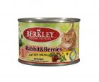 Kitten Rabbit & Berries (№ 1) 200 г