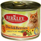 Adult Duck & Berries (№ 3)  200 г