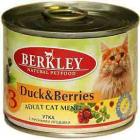 Adult Duck & Berries (№ 3)  200 г