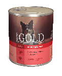 Nero Gold свежая оленина, консервы для собак.
