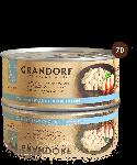 Grandorf  Куриная грудка с креветками, 70 г