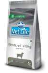 Vet Life Dog Neutered +10kg