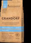 Grandorf All Breed WHITE FISH & BROWN RICE