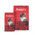 Banters Adult для кошек с индейкой и рисом