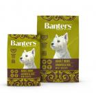 Banters Adult Mini Breeds для взрослых собак мелких пород с курицей и рисом