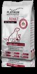 Platinum Adult Lamb & Rice для взрослых собак с ягненком и рисом