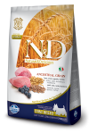 Farmina N&D Dog Low Grain Lamb & Blueberry Adult Mini