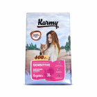 Karmy Sensitive - корм с индейкой для кошек с чувствительным пищеварением