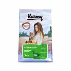 Karmy Sterilized - корм с уткой для стерилизованных кошек