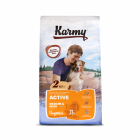 Karmy Active Medium&Maxi - корм с индейкой для активных собак средних и крупных пород