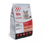 Blitz Cat Adult Chicken