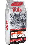 Blitz Cat Adult Poultry, 10 кг