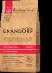 Grandorf ADULT MEDIUM LAMB & BROWN RICE