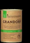 Grandorf консервы для собак. Ягненок и телятина
