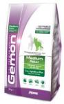 Gemon Dog Medium корм для взрослых собак средних пород ягненок с рисом