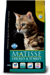 Farmina Matisse Adult Cat Chicken & Turkey