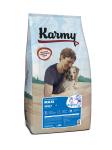 Karmy Maxi Adult - корм с индейкой для собак крупных пород старше 1 года.