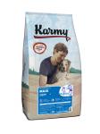 Karmy Maxi Junior - корм с индейкой для щенков крупных пород до 1 года.