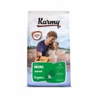 Karmy Mini Junior - корм с индейкой для щенков мелких пород до 1 года.