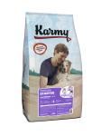 Karmy Starter All Breeds - корм с индейкой для щенков с 3-х недель до 4-х мес.
